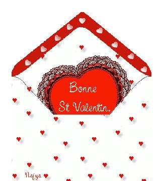 Bonne St -Valentin