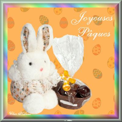 Joueuses Pâques